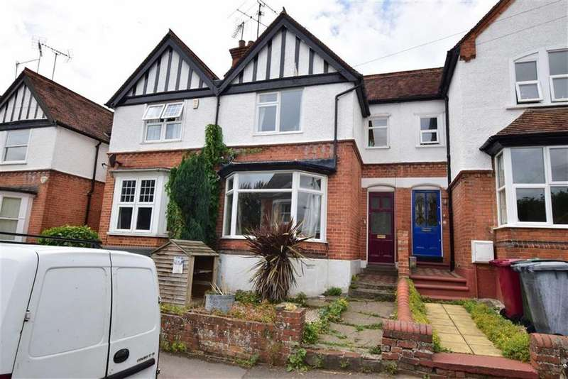 3 Bedrooms Town House for sale in Blenheim Road, Caversham, Reading