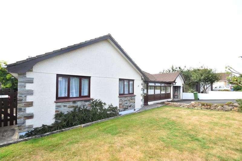 3 Bedrooms Detached Bungalow for sale in Trethiggey Crescent, Quintrell Downs