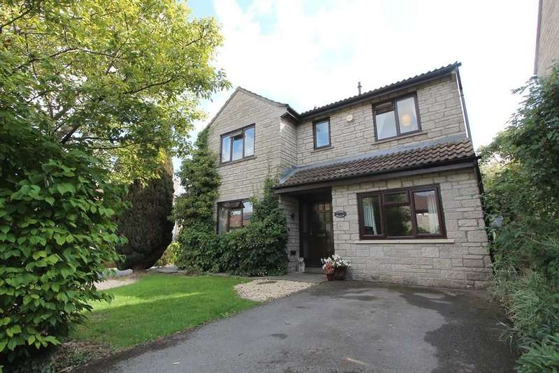 4 Bedrooms Detached House for sale in Kings Oak Meadow, Clutton, Bristol