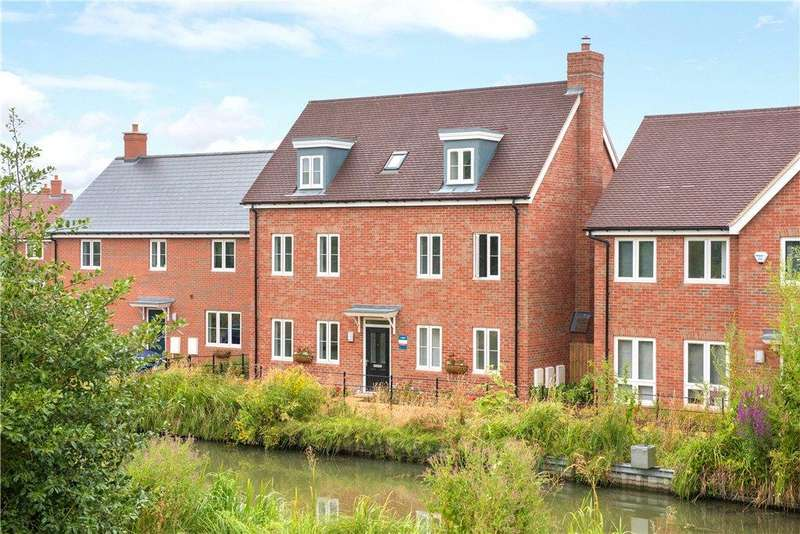 5 Bedrooms Detached House for sale in Plot No. 029, Canalside View, Off Stocklake, Aylesbury