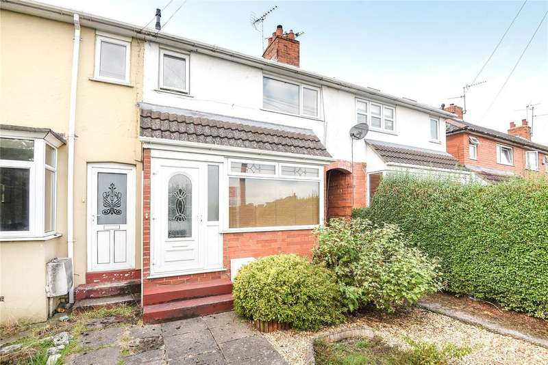 3 Bedrooms Terraced House for sale in St Aidens Road, North Hykeham, LN6