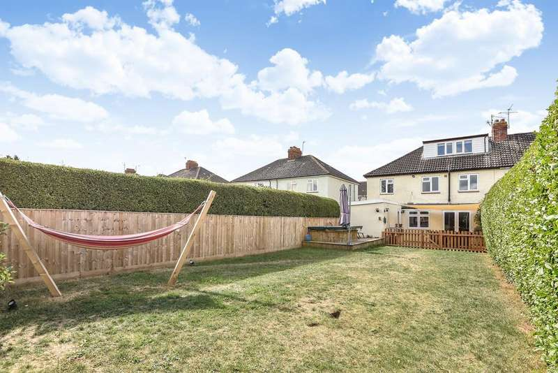 5 Bedrooms Semi Detached House for sale in Stonehouse