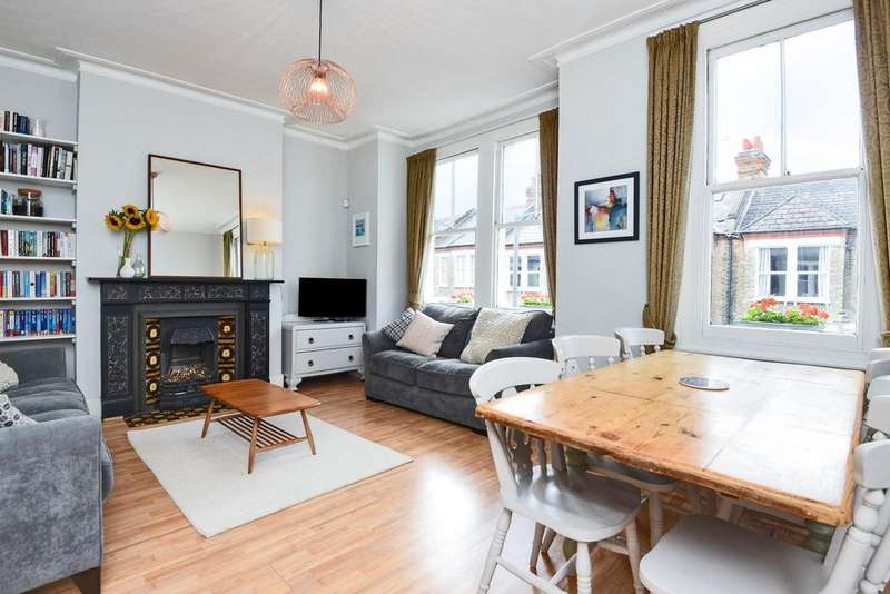 4 Bedrooms Maisonette Flat for sale in Loubet Street, Tooting