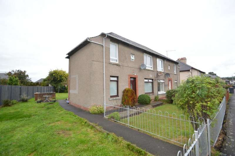 1 Bedroom Flat for sale in Dalrymple Drive, Irvine, North Ayrshire, KA12 0PA