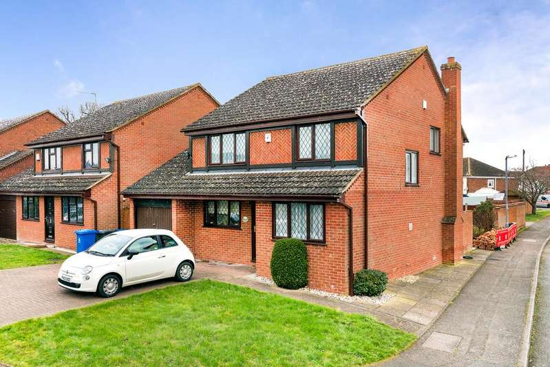 4 Bedrooms Detached House for sale in OLD WINDSOR