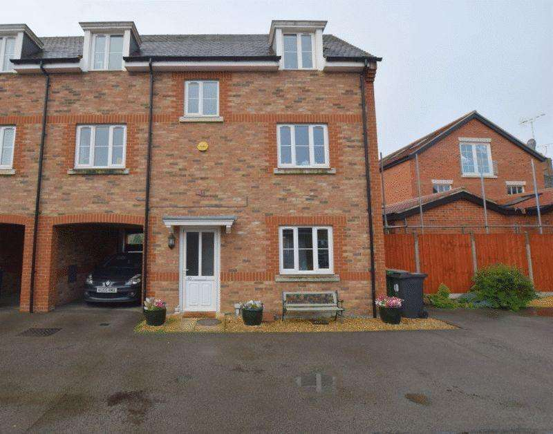 4 Bedrooms Semi Detached House for sale in Manor Avenue, Hockliffe, Leighton Buzzard
