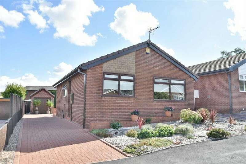 2 Bedrooms Detached Bungalow for sale in Millbrook Avenue, Atherton