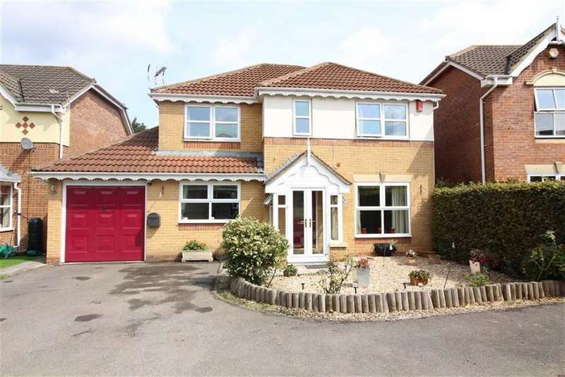 4 Bedrooms Detached House for sale in Bye Mead, Emersons Green, Bristol