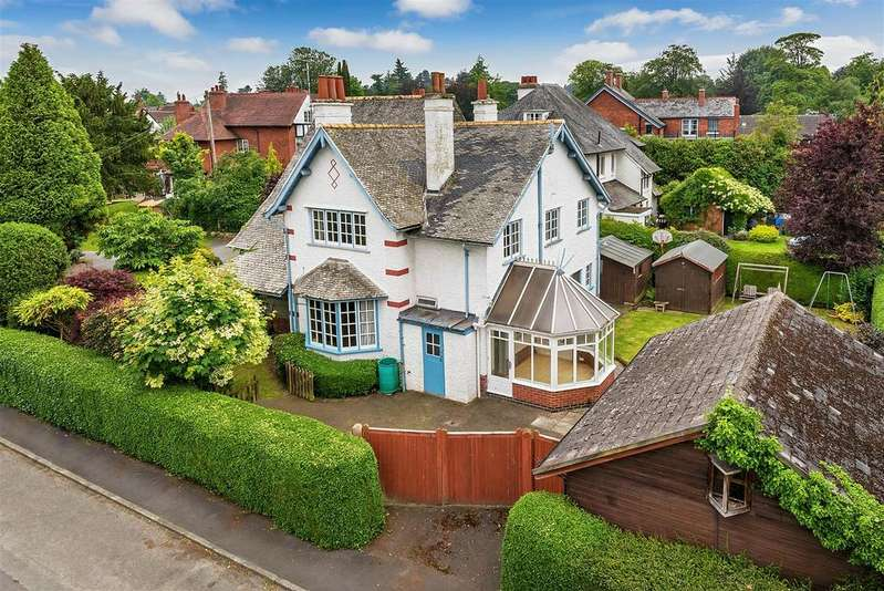 5 Bedrooms Detached House for sale in Weston Lane, Oswestry