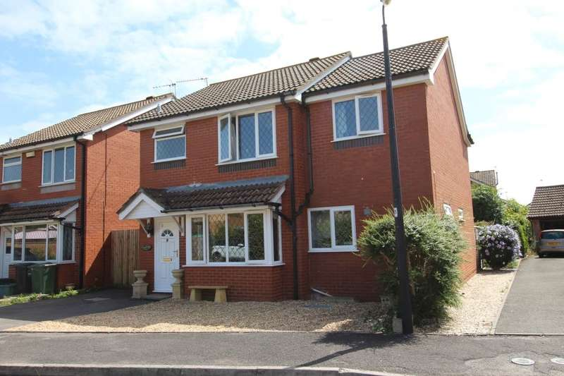 5 Bedrooms Detached House for sale in Blenheim Way, Portishead, Bristol, BS20
