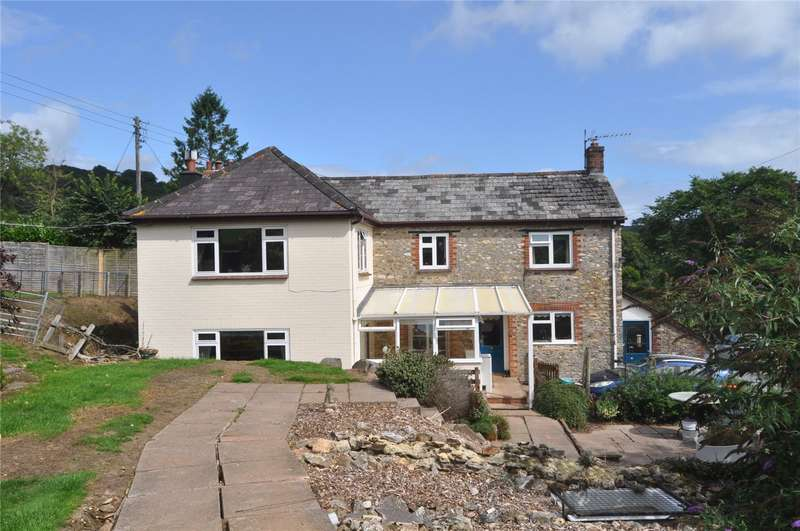 3 Bedrooms Detached House for sale in Awliscombe, Honiton, Devon, EX14
