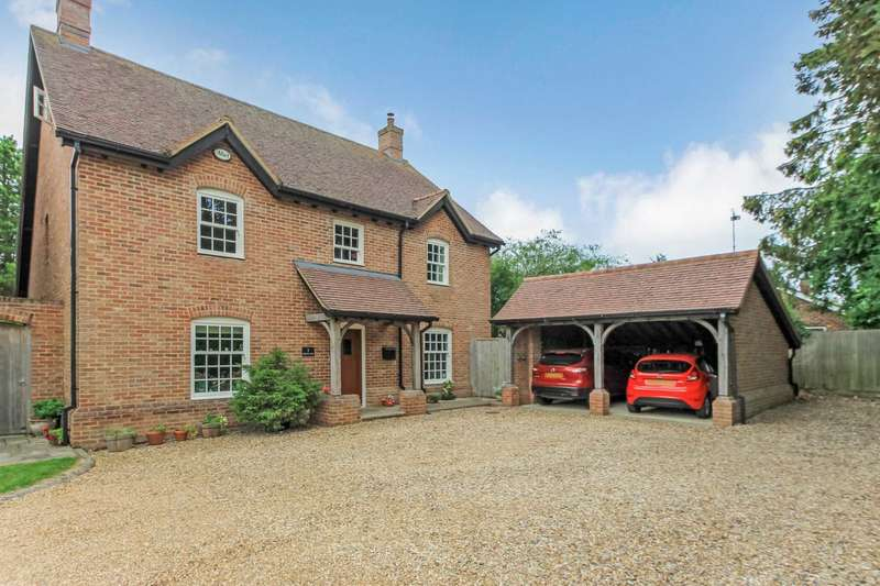 6 Bedrooms Detached House for sale in Harvest Turn, Tring