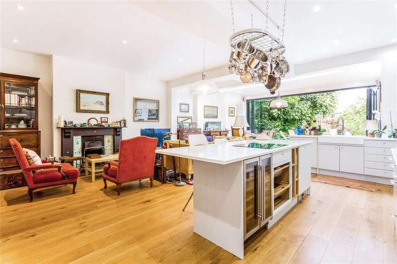 7 Bedrooms Semi Detached House for sale in Telford Avenue, London, SW2