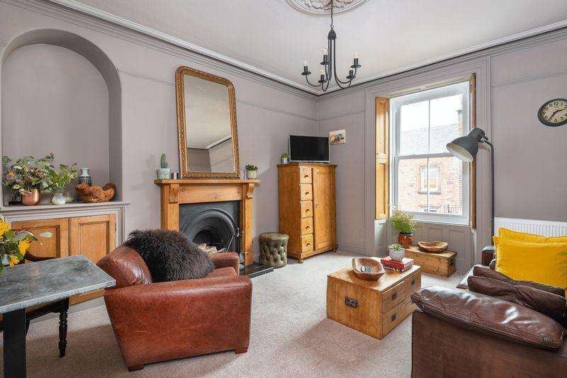 4 Bedrooms Terraced House for sale in 32 Graham Street, Penrith