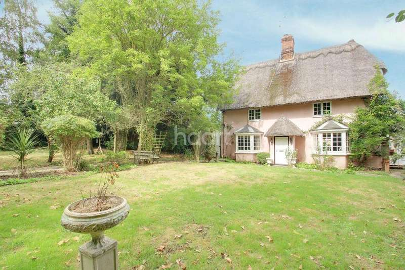 3 Bedrooms Cottage House for sale in Mulberry Cottage, Littlebury, Saffron Walden