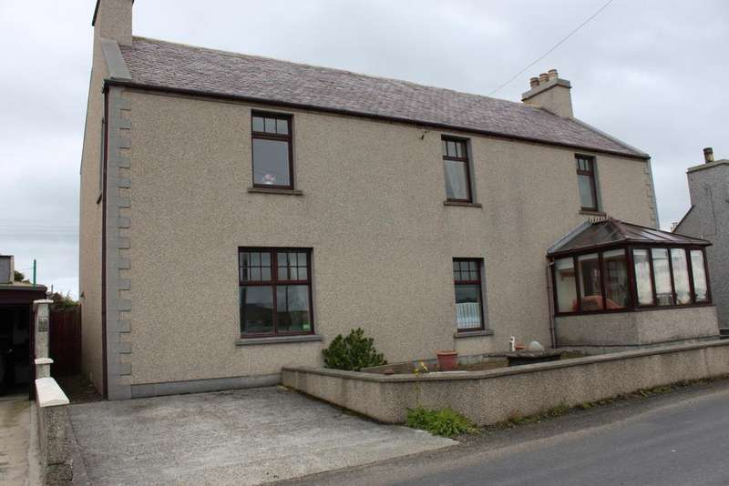 1 Bedroom Semi Detached House for sale in 5 Gill Pier, Westray, Orkney KW17