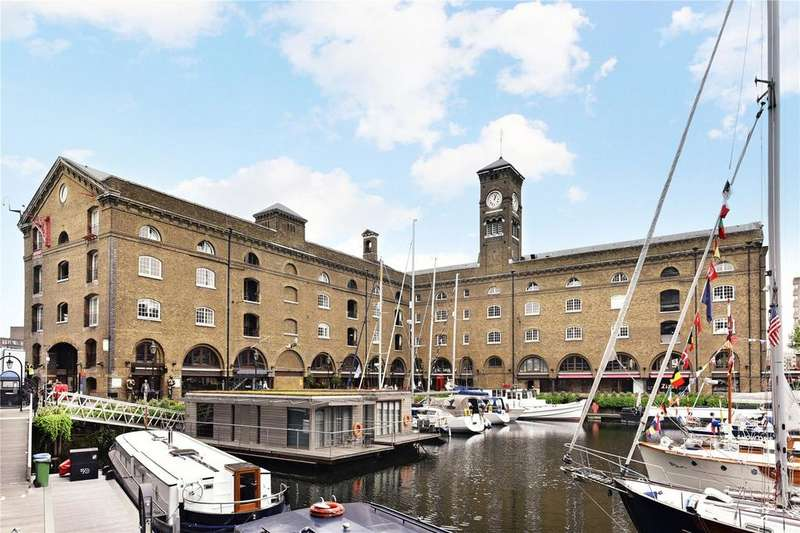 4 Bedrooms Penthouse Flat for sale in Ivory House, East Smithfield, London, E1W