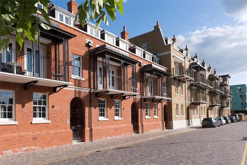 4 Bedrooms End Of Terrace House for sale in Belmond House, Windsor, Berkshire, SL4