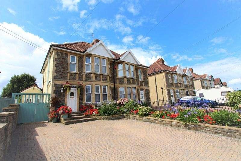 3 Bedrooms Semi Detached House for sale in Park Road, Keynsham, Bristol