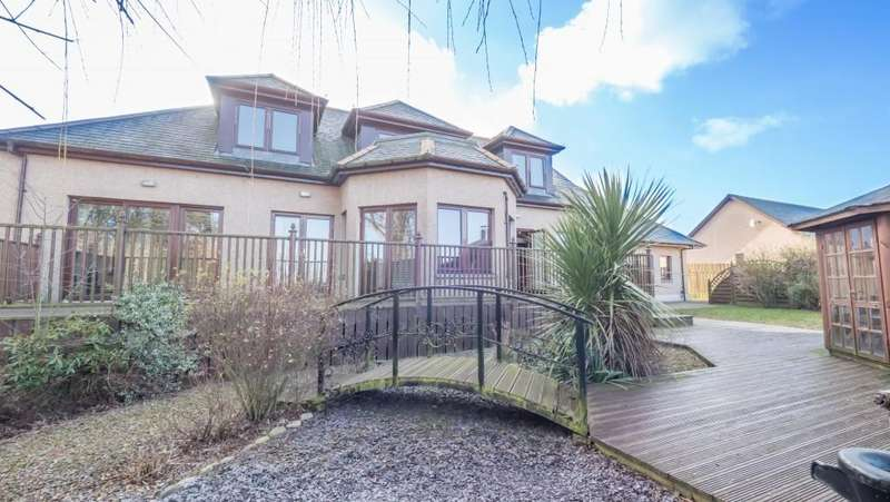 5 Bedrooms Detached House for sale in North Craigo, Montrose