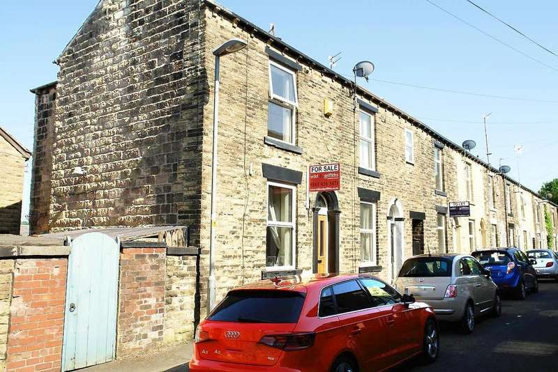 2 Bedrooms Cottage House for sale in 1 Galland Street, Greenacres, Oldham