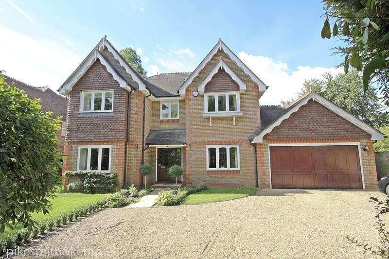 7 Bedrooms Detached House for sale in Harvest Hill Road, MAIDENHEAD, SL6
