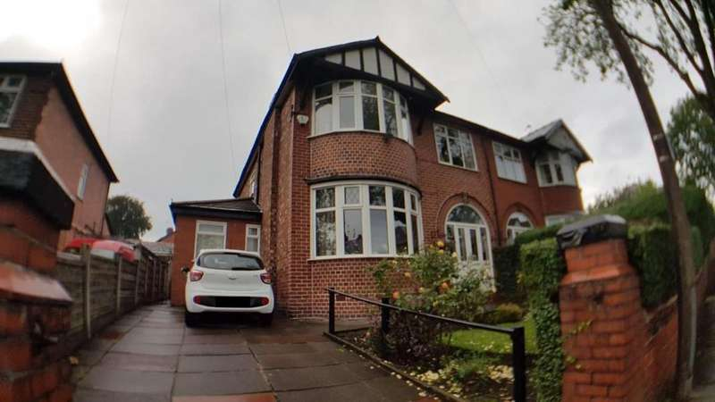 4 Bedrooms Semi Detached House for sale in Hereford Drive, Prestwich, M25 0AG