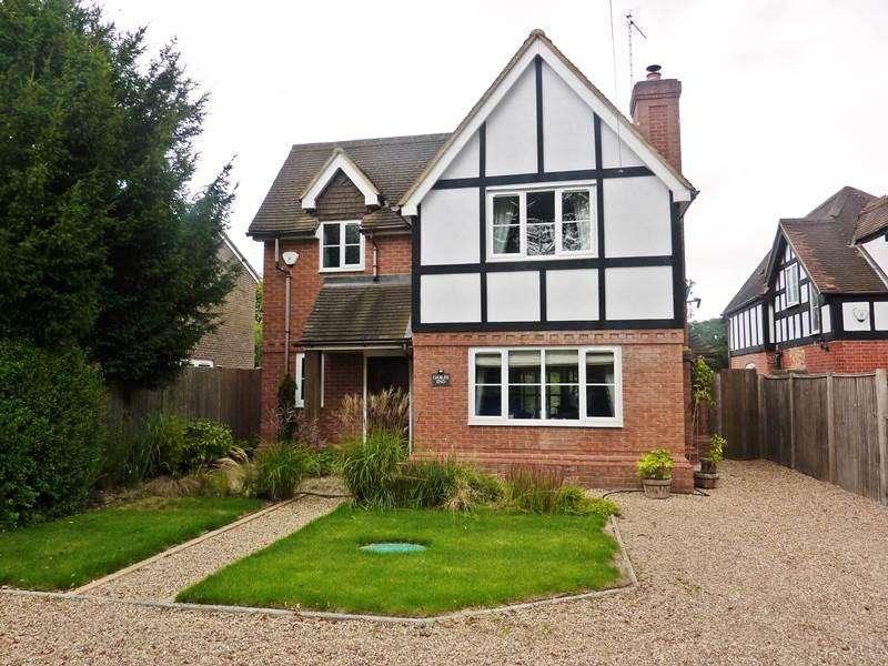3 Bedrooms Detached House for sale in SHURLOCK ROW