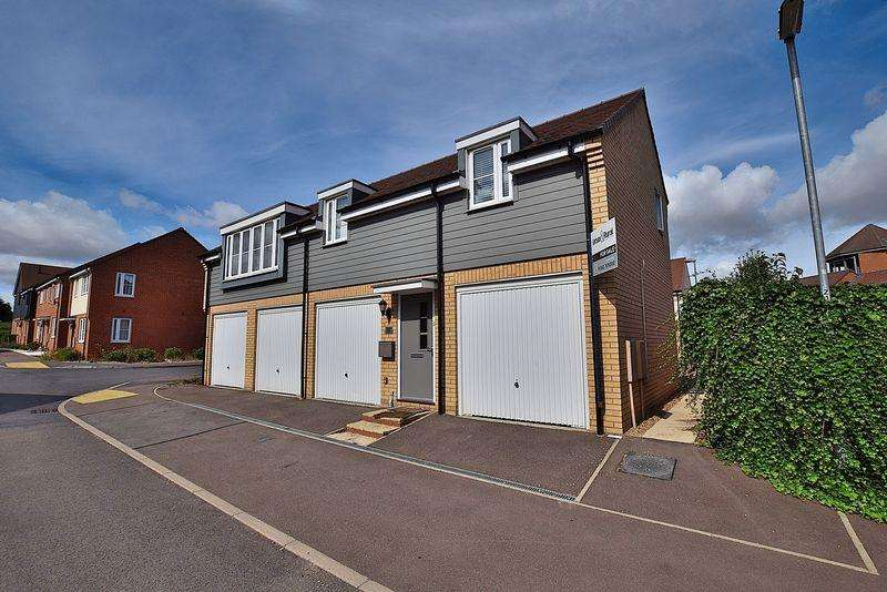 2 Bedrooms Coach House Flat for sale in Vauxhall Way, North Dunstable
