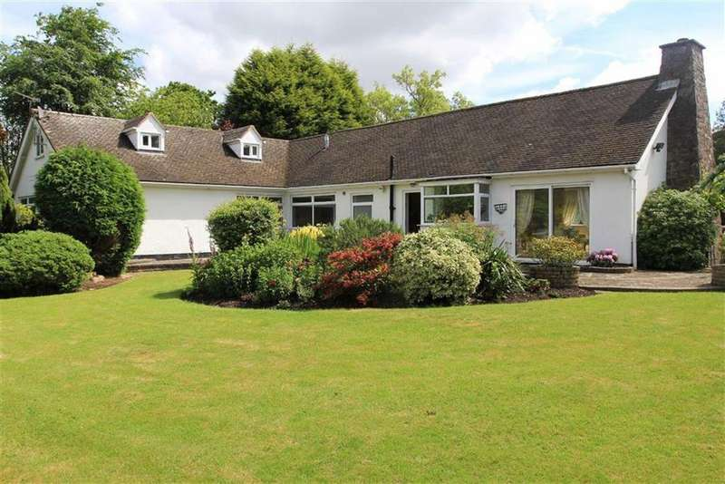 5 Bedrooms Detached Bungalow for sale in Holmewood Drive, Kirby Muxloe, Leicestershire