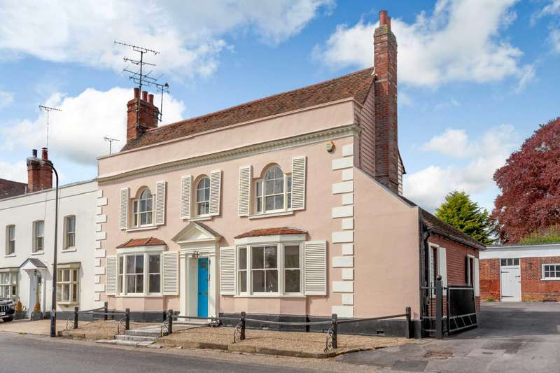 5 Bedrooms Semi Detached House for sale in East Street, Coggeshall