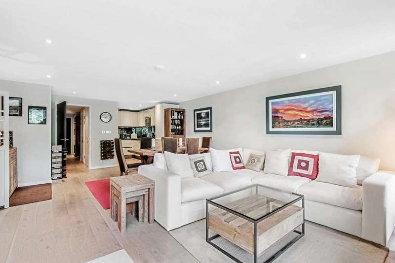 2 Bedrooms Flat for sale in Blackthorn Avenue, Barnsbury