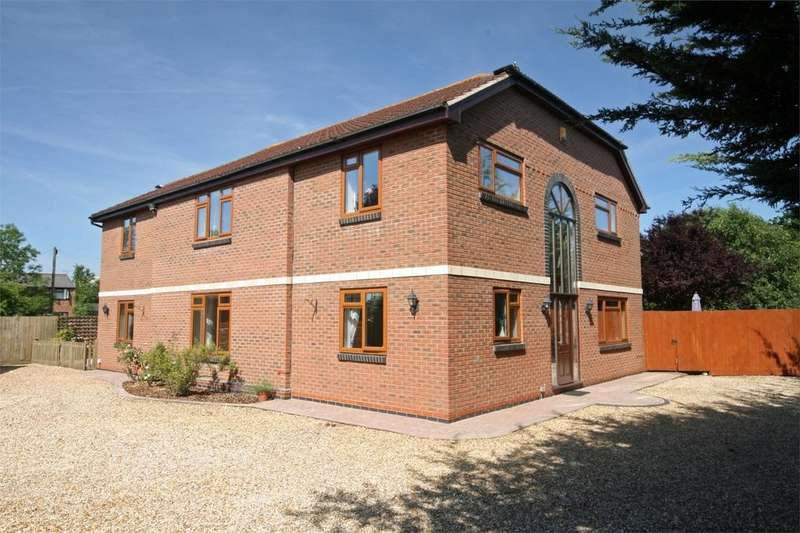 6 Bedrooms Detached House for sale in Outskirts of Hempsted, GLOUCESTER