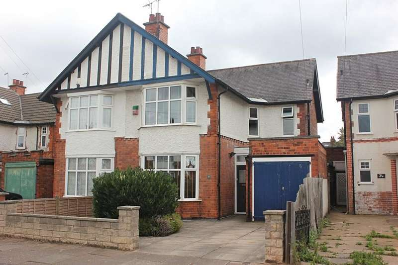 3 Bedrooms Semi Detached House for sale in Sybil Road, Rowley Fields, Leicester