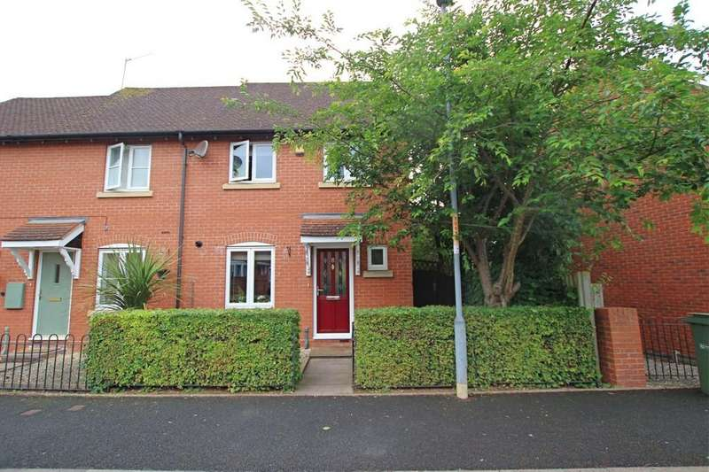 3 Bedrooms End Of Terrace House for sale in Stafford Avenue, WARNDON VILLAGES