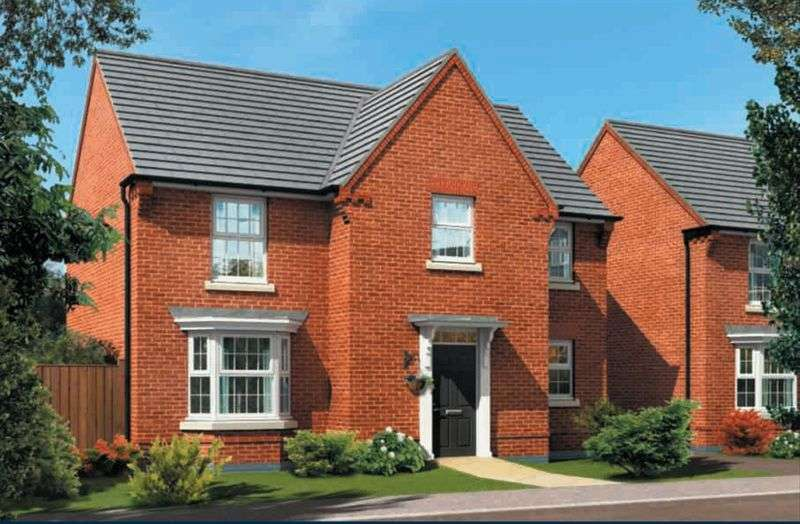 4 Bedrooms Property for sale in Part of the Gilbert's Lea development Birmingham Road, Bromsgrove