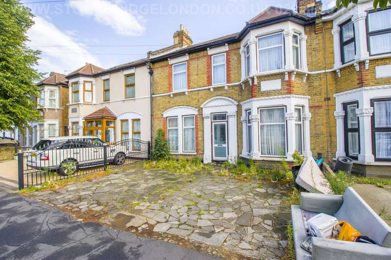 4 Bedrooms Terraced House for sale in Balfour Road, Ilford, IG1