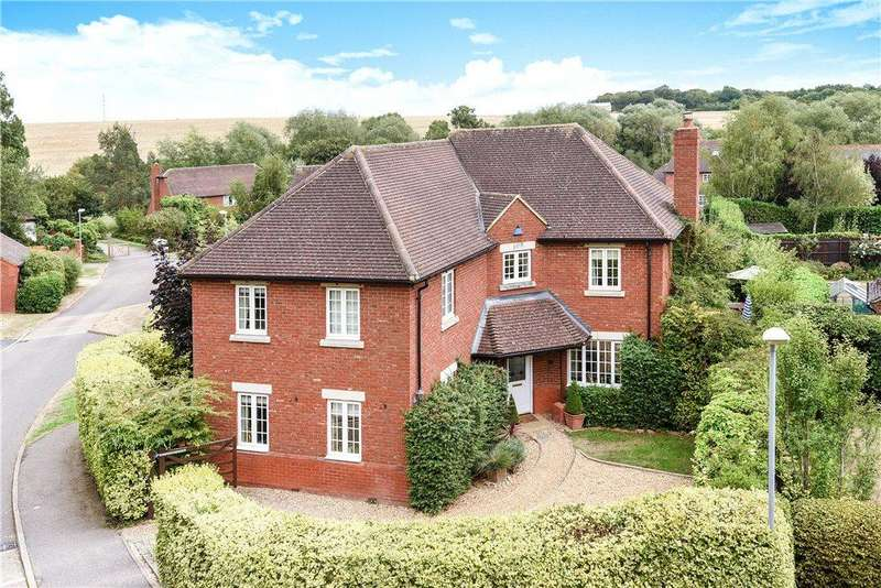5 Bedrooms Detached House for sale in Chestnut Avenue, Bromham, Bedford, Bedfordshire