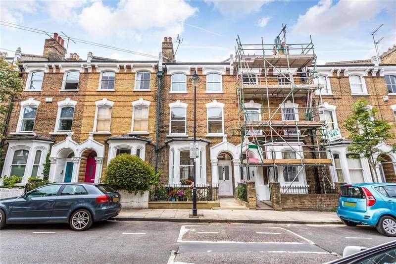 3 Bedrooms Maisonette Flat for sale in Crossley Street, Islington, N7
