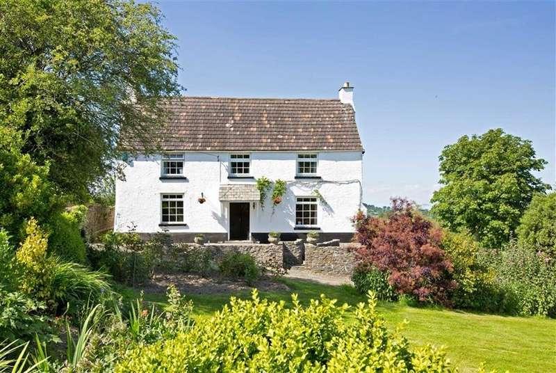 4 Bedrooms Detached House for sale in Harberton, Totnes, Devon, TQ9