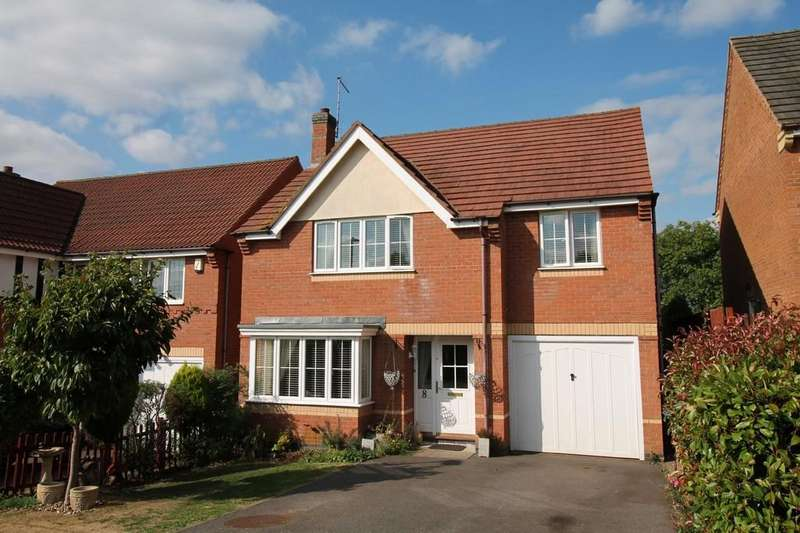 4 Bedrooms Detached House for sale in The Longlands, Market Harborough