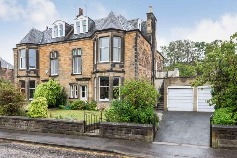 4 Bedrooms Flat for sale in 40A Cluny Gardens, Morningside, Edinburgh, EH10 6BN