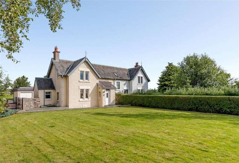 3 Bedrooms Semi Detached House for sale in Almondhill Farm Cottages, Kirkliston, West Lothian