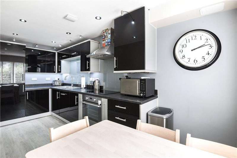 4 Bedrooms End Of Terrace House for sale in Winchcombe Meadows, Oakridge Park, Milton Keynes, Buckinghamshire