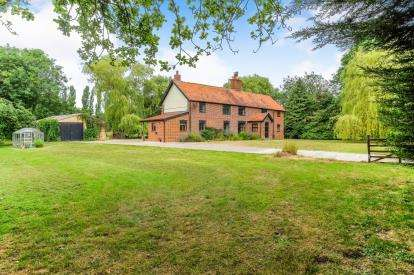6 Bedrooms Detached House for sale in Harleston, Suffolk, .