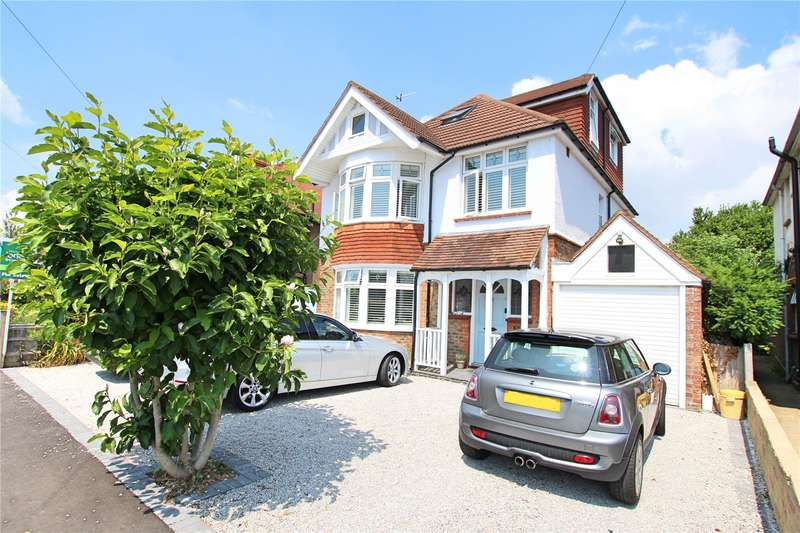 6 Bedrooms Detached House for sale in St Lawrence Avenue, Worthing, West Sussex, BN14