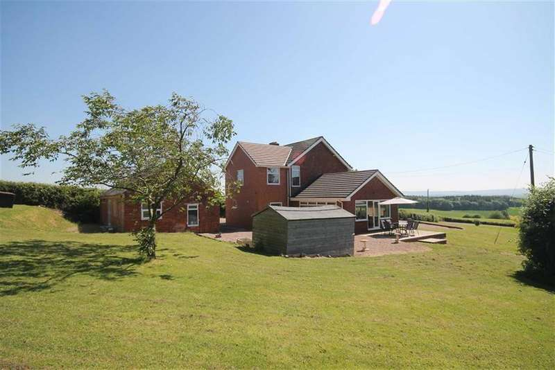 4 Bedrooms Detached House for sale in Blaisdon, Gloucestershire