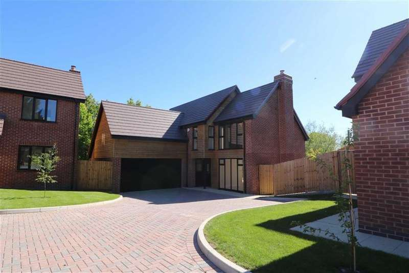 5 Bedrooms Detached House for sale in Hartpury, Gloucester