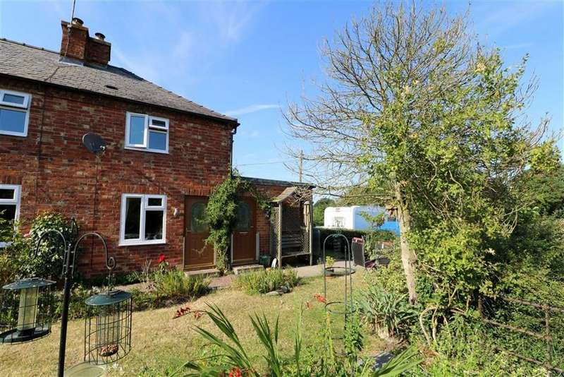 1 Bedroom Semi Detached House for sale in Tirley, Tirley