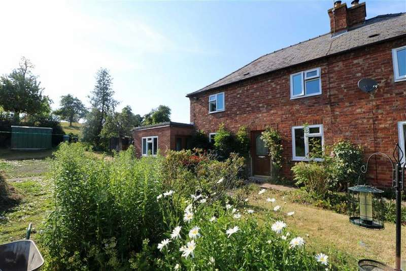3 Bedrooms Semi Detached House for sale in Tirley